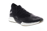 Puma Future Rocket 10551302 Mens Black Canvas Low Top Athletic Gym Running Shoes