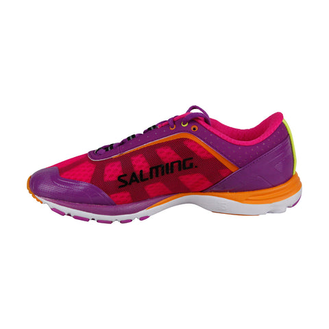 Salming Distance Womens Pink Mesh & Synthetic Athletic Running Shoes
