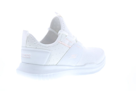 Skechers GOrun Mojo Enforce 15122 Womens White Athletic Cross Training Shoes