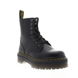 Dr. Martens Jadon R15265001 Mens Black Zipper Casual Dress Boots Shoes