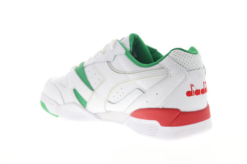 Diadora Cross Trainer Dx 175732-C1931 Mens White Lifestyle Sneakers Shoes