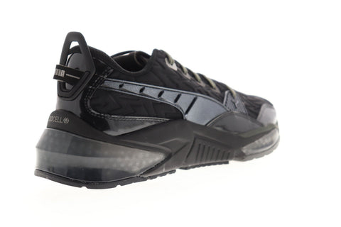 Puma LQDCELL Optic Rave 19256201 Mens Black Athletic Gym Cross Training Shoes