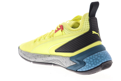 Puma Uproar Spectra 19297903 Mens Yellow Athletic Basketball Shoes