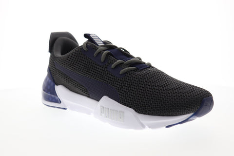 Puma Cell Phase Frost 19356101 Mens Black Mesh Athletic Cross Training Shoes