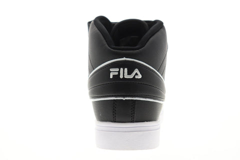 Fila Vulc 13 MP Double Layer Flag Mens Black Lace Up Lifestyle Sneakers Shoes