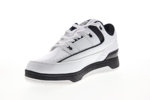 World Of Troop Slick Series 1CM00660-112 Mens White Low Top Sneakers Shoes