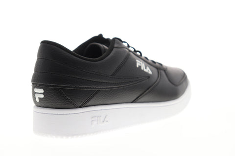 Fila A Low 1CM00551-013 Mens Black Lace Up Lifestyle Sneakers Shoes