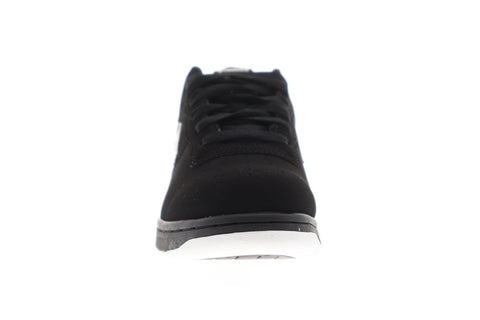 Fila Original Fitness Logo Mens Black Synthetic Low Top Sneakers Shoes