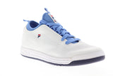 Fila Original Tennis 2.0 Knit Mens White Textile Low Top Sneakers Shoes