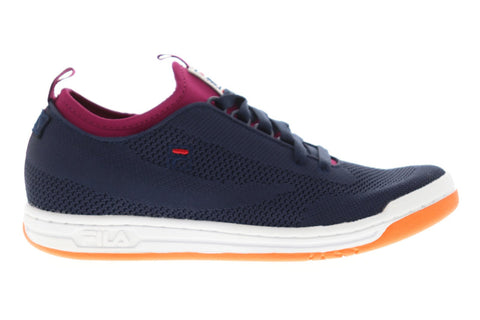 Fila Original Tennis 2.0 Knit Mens Blue Casual Low Top