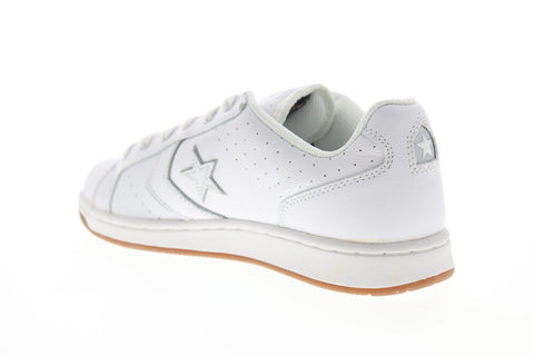 Converse Karve Ox 1V908 Mens White Leather Low Top Lifestyle Sneakers Shoes