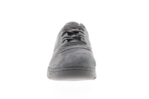 Fila Original Fitness Premium Mens Gray Suede Low Top Sneakers Shoes