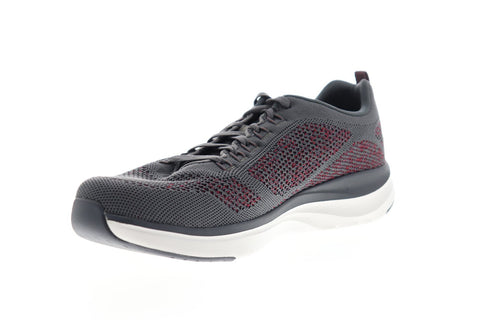 Skechers Ultra Groove Royal Dragoon 232030 Mens Gray Athletic Running Shoes