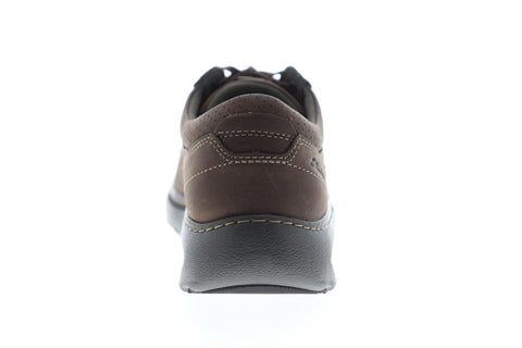 Clarks Charton Vibe 26121310 Mens Brown Nubuck Casual Fashion Sneakers Shoes