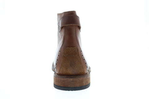 Clarks Clarkdale Bud 26127780 Mens Tan Brown Leather Comfort Casual Dress Boots