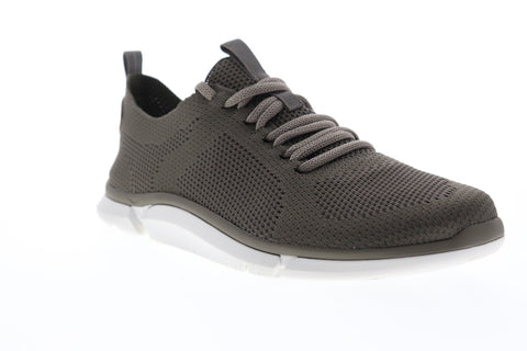 Clarks Triken Run Mens Gray Textile Lace Up Casual Fashion Sneakers Shoes