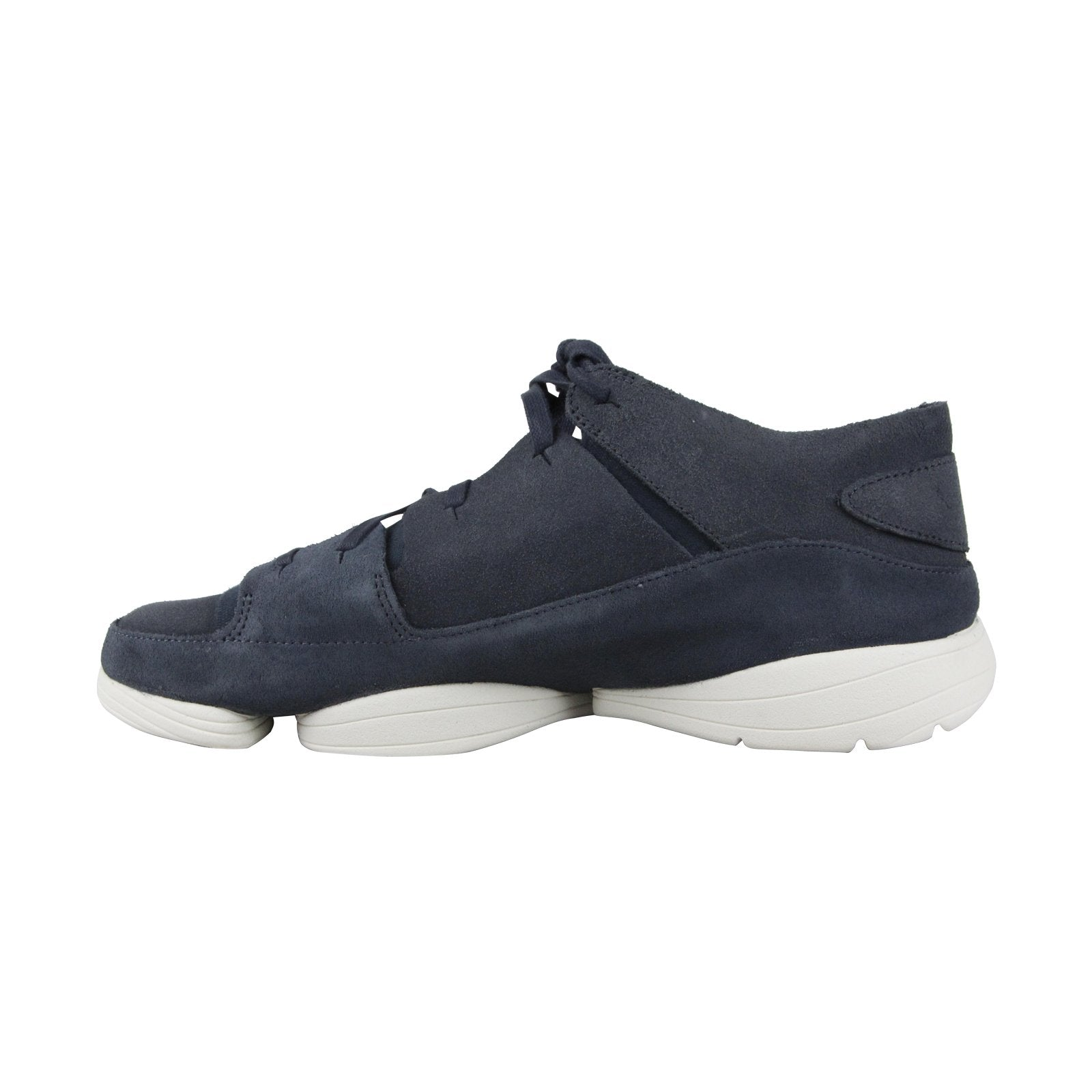 Clarks Trigenic Evo 26135717 Mens Blue Comfort Casual Fashion Sneakers Shoes