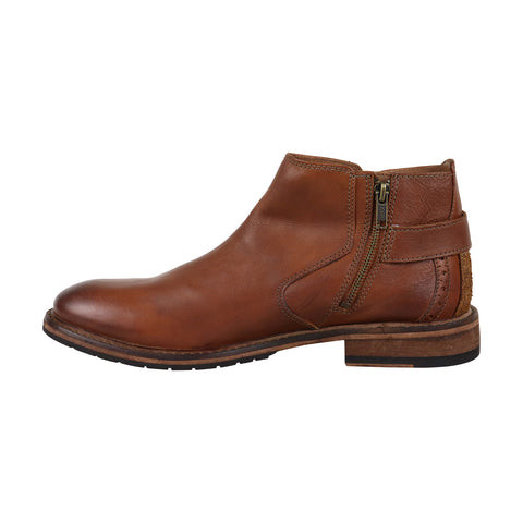 Clarks Clarkdale Remi 26136571 Mens Brown Leather Comfort Casual Dress Boots