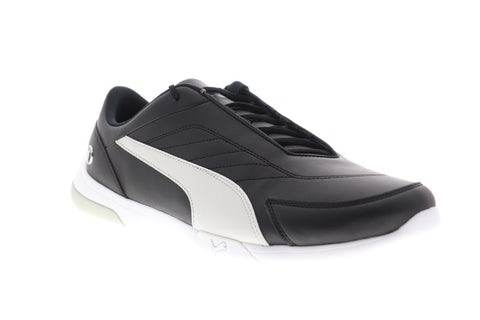 Puma BMW MMS Kart Cat III 30621805 Mens Black Synthetic Athletic Racing Shoes
