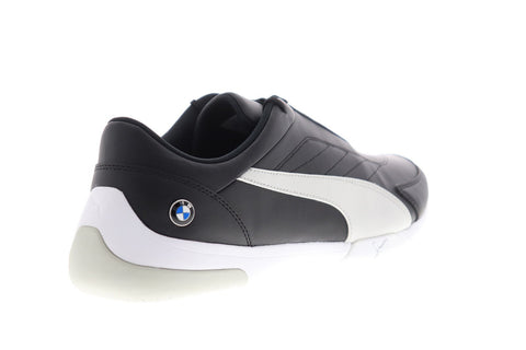 Puma BMW MMS Kart Cat III 30621805 Mens Black Lace Up Motorsport Sneakers Shoes