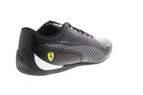 Puma Scuderia Ferrari Drift Cat 7S Ultra Mens Black Athletic Racing Shoes