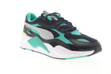 Puma Mercedes AMG Petronas RS-X3 30649902 Mens Black Mesh Athletic Racing Shoes