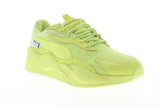 Puma Mercedes AMG Petronas RS-X3 30649903 Mens Green Mesh Athletic Racing Shoes