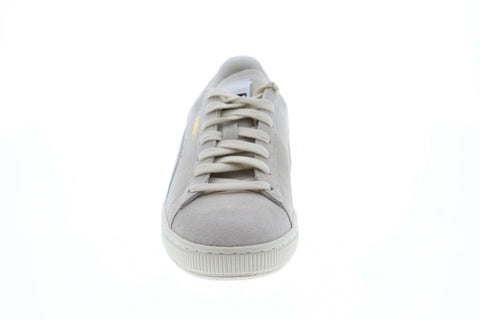 Puma Suede Classic + 36324229 Mens Gray Lace Up Low Top Sneakers Shoes