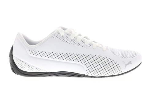Puma Drift Cat Ultra Reflective 36381403 Mens White Motorsport Sneakers Shoes