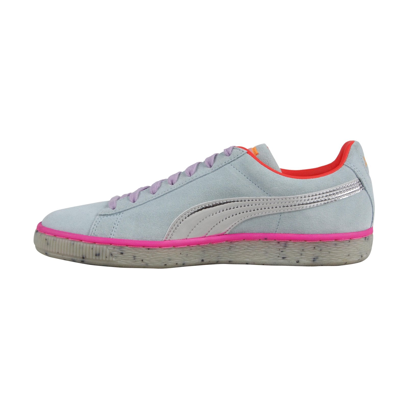 Puma Suede Candy Princess Sophia Webster Womens Blue Lace Up