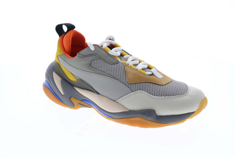 Puma Thunder Spectra 36751602 Mens Gray Casual Low Top Sneakers Shoes