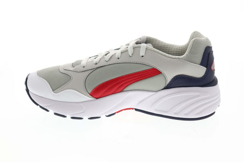 Puma Cell Viper 36950506 Mens Gray Canvas Casual Lifestyle Sneakers Shoes