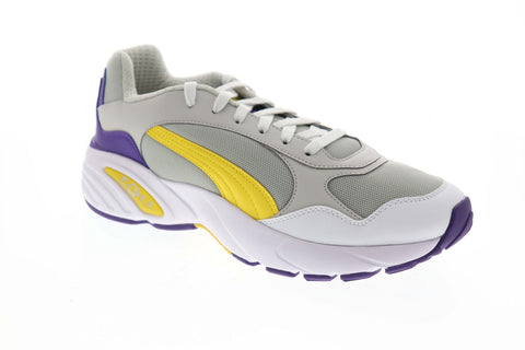 Puma Cell Viper 36950508 Mens Gray Canvas Casual Lifestyle Sneakers Shoes