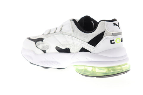 Puma Cell Venom Alert 36981003 Mens White Mesh Lace Up Low Top Sneakers Shoes