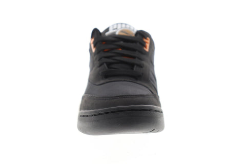 Puma Palace Guard BB 37041201 Mens Black Leather Casual Low Top Sneakers Shoes