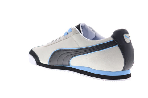 Puma Roma X Man City 37090601 Mens Gray Roma Manchester City Sneakers Shoes