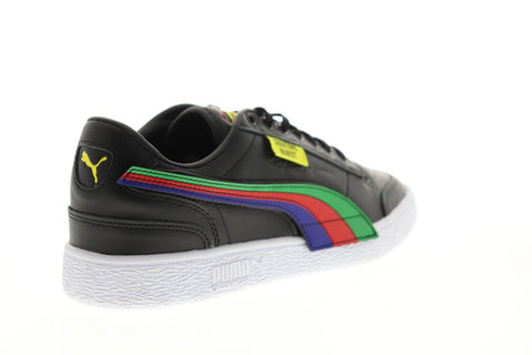 Puma Ralph Sampson LO Chinatown Market Mens Black Low Top Sneakers Shoes