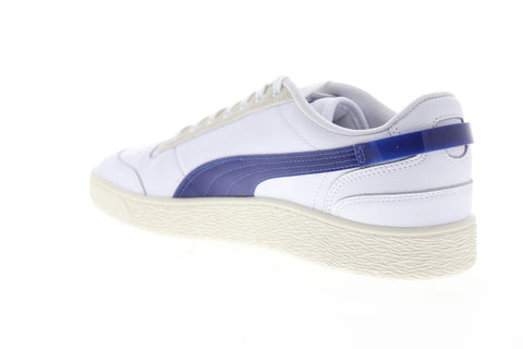 Puma Ralph Sampson Lo Randomevent 37139401 Mens White Low Top Sneakers Shoes