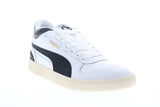 Puma Ralph Sampson Demi OG 37168302 Mens White Leather Low Top Sneakers Shoes