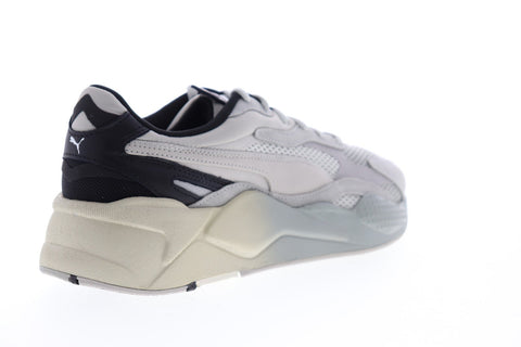 Puma Rs-X3 Move 37242902 Mens Gray Mesh Lace Up Low Top Sneakers Shoes