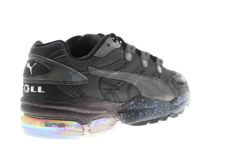 Puma X NASA Cell Alien X Space Agency Mens Black Low Top Sneakers Shoes