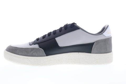 Puma Ralph Sampson MC 37406602 Mens Gray Leather Lace Up Low Top Sneakers Shoes