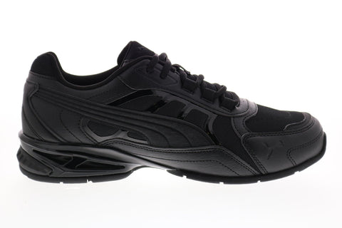 Puma Respin 37489104 Mens Black Synthetic Lace Up Lifestyle ...