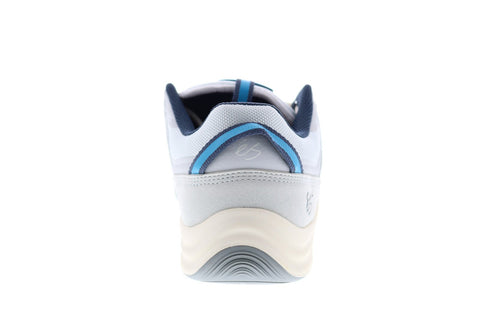 ES Evant 5101000171050 Mens Gray Canvas Skate Inspired Sneakers Shoes