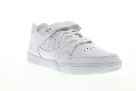 ES Accel Slim Plus X Muckmouth 5107000119100 Mens White Athletic Skate Shoes