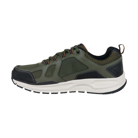 Skechers Escape Plan 2.0 Mueldor Mens Green Nylon Athletic Training Shoes