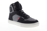 Levis Mason HI 501 Denim WX NB 519215-24A Mens Black Lifestyle Sneakers Shoes