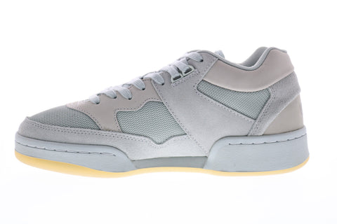 Ellesse Piazza 59 W.W Suede AM 6-10363 Mens Gray Lifestyle Sneakers Shoes