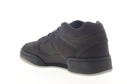 Ellesse Piazza 59 W.W Suede AM 6-10364 Mens Black Lifestyle Sneakers Shoes