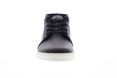 Lacoste Ampthill 319 1 CMA 7-38CMA0027454 Mens Black Casual Fashion Sneakers Shoes